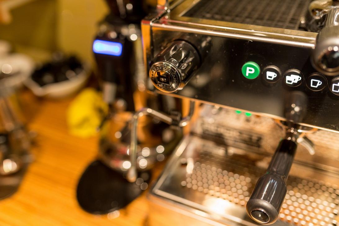 Koffie bij WAAR